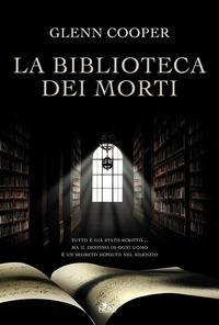 Copertina del libro La biblioteca dei morti