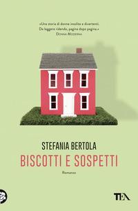 Copertina del libro Biscotti e sospetti