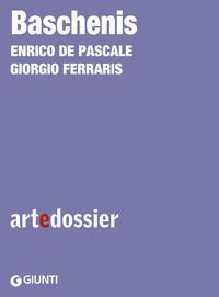 Copertina del libro Baschenis. Ediz. illustrata
